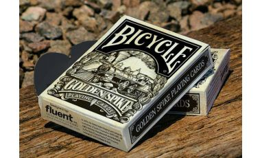 Bicycle Golden Spike Cartes Deck Playing Cards