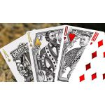 Golden Spike Limited Black Ink Edition Cartes Deck Playing Cards