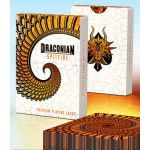 Draconian Spitfire Orange Cartes Deck Playing Cards