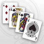 Encarded Standard First Edition Cartes Deck Playing Cards