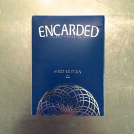Encarded Standard First Edition Deck Playing Cards