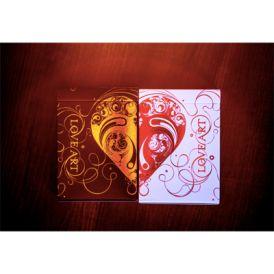 Love Art Set Cartes Deck Playing Cards