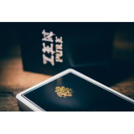 Zen Pure Gold Deck Playing Cards