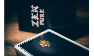 Zen Pure Gold Cartes Deck Playing Cards