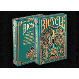 Bicycle Goat Deco Cartes Deck Playing Cards