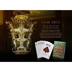 Bicycle Goat Deco Deck Playing Cards
