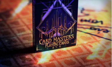 Signature Series Card Masters Deck Playing Cards