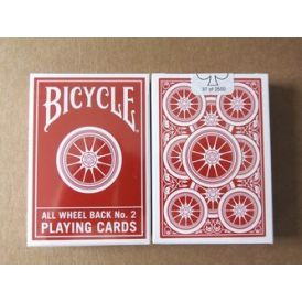 Bicycle All Wheel No.2 Playing Cards