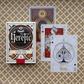 Heretic Lux Deck Playing Cards
