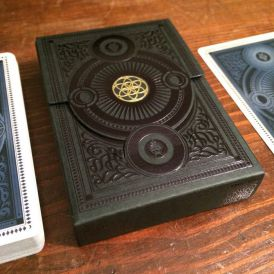 Heretic Noctis Deck Playing Cards