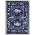 Bicycle Frontier Blue Deck Playing Cards