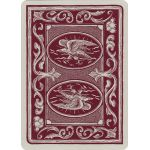 Bicycle Frontier Red Predator Deck Playing Cards