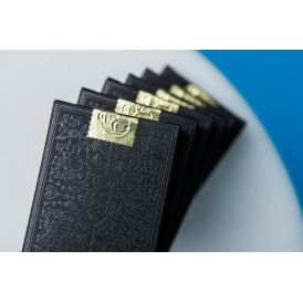 MailChimp Black Cartes Deck Playing Cards
