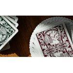 Antler Hunter Green Deck Playing Cards