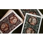 Antler Deep Maroon Limited Cartes Deck Playing Cards
