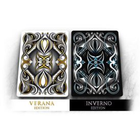 Seasons Playing Cards Verana White PRESALE Cartes Deck