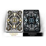 Seasons Playing Cards Verana White PRECOMMANDE Cartes Deck