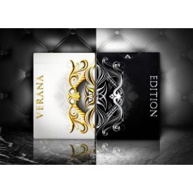 Seasons Playing Cards Inverno Black PRESALE Cartes Deck