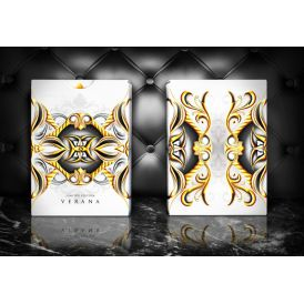 Seasons Playing Cards Verana White Limited PRECOMMANDE Cartes Deck