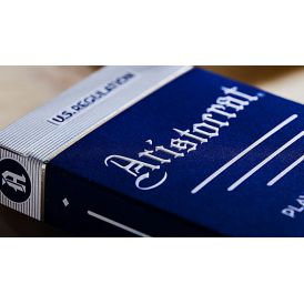 Aristocrat Classic Edition Blue Deck Playing Cards