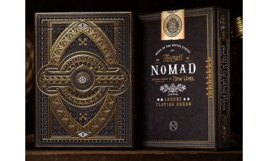NoMad Cartes Deck Playing Cards