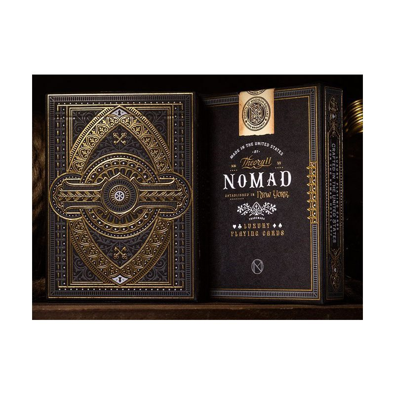 NoMad Cartes Deck Playing Cards - Cartes Magie