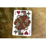 Tally-Ho Scarlett Display Edition Deck Playing Cards