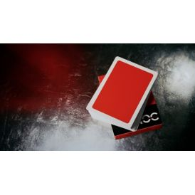 Noc Deck Red Playing Cards