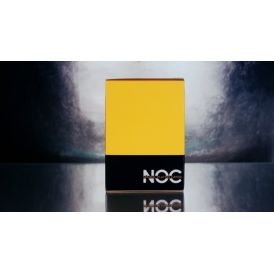 Noc Deck Yellow Playing Cards