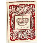Uusi Classic Red Limited Edition Deck Playing Cards