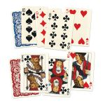 Uusi Classic Red Limited Edition Cartes Deck Playing Cards