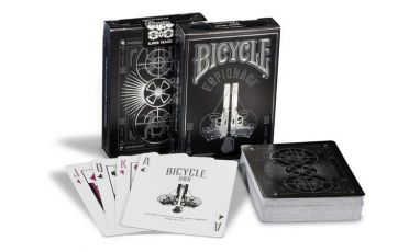 Bicycle Espionage Foil Deck Playing Cards