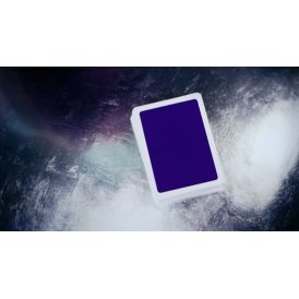 Noc Deck Purple Playing Cards