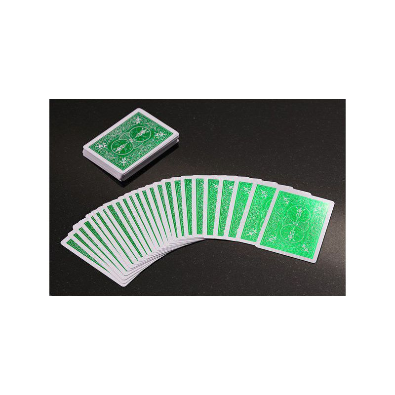 Bicycle-cards-green - Bicycle Bike Review