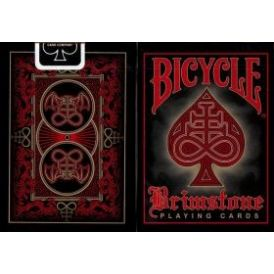 Bicycle Brimstone Playing Cards