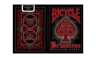 Bicycle Brimstone Cartes