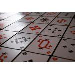 VANDA Violet Cartes Deck Playing Cards