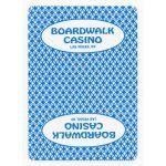 Aristocrat Boardwalk Casino Blue Deck Playing Cards
