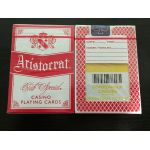 Aristocrat Boardwalk Casino Yellow Deck Playing Cards