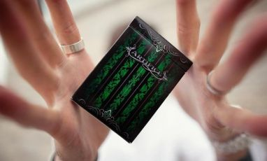 Emerald Artifice V2 Playing Cards Deck