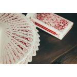 Chameleons Metallic Red Deck Playing Cards