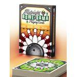 Midnight BOWL-A-RAMA Bowlarama Black Deck Playing Cards