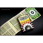 Midnight BOWL-A-RAMA Bowlarama Black Cartes Deck Playing Cards