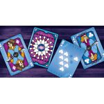 Midnight Cosmic Lanes Bowlarama Cartes Deck Playing Cards
