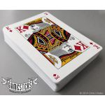 Whispering Imps Gamesters Black Deck Playing Cards