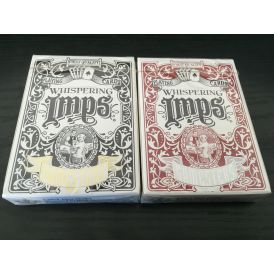 Whispering Imps Gamesters Limited Set Cartes Playing Cards