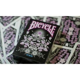 Bicycle Night Sakura Playing Cards
