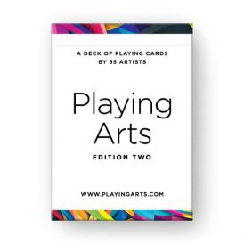 Playing Arts V2 Cartes Deck Playing Cards