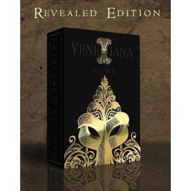 Venexiana Dark Revealed Edition Cartes Deck Playing Cards