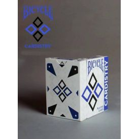 Bicycle Cardistry Blue Deck Playing Cards